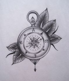 Compass Tattoo                                                                                                                                                                                 More