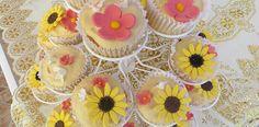 cupcakes de mango