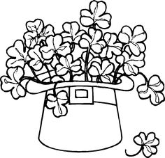 stpatricks day coloring pages celebrate st patricks day with printables