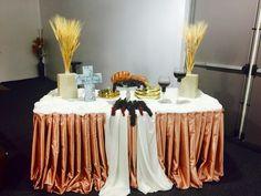 Harvest Decorations, Table Decorations, Banquet Tables, Corpus Christi, Altar, First Communion, Flowers, Home Decor, Polyvore