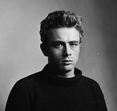 James Dean. So handsome.