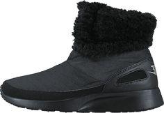 #Nike #Sportswear #Damen #Wmns #Kaishi #Winter #High #Sneaker #Stiefel #Damen #schwarz Nike Action Sports KAISHI WINTER. Freizeitstiefel aus atmungsaktivem und leichtgewichtigem Mesh-Obermaterial. Die verstärkenden Lederbesätze des Wintersneakers sorgen für einen guten Halt, das kuschlig warme Kunstfell-Futter hält die Füße bei kalten Temperaturen schön warm. Die IU-Unitsole ist besonders strapazierfähig und leicht. Gummi-Außensohle mit griffigem Waffelprofil für Traktion auf verschiedenen…