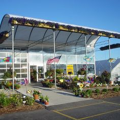 Our greenhouse location in Cottage Grove.