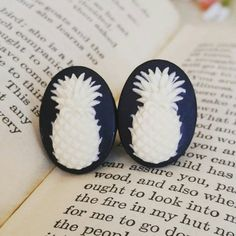 Pineapple Plugs for Gauged Ears Sizes 6G 4G 2G 0G 00G