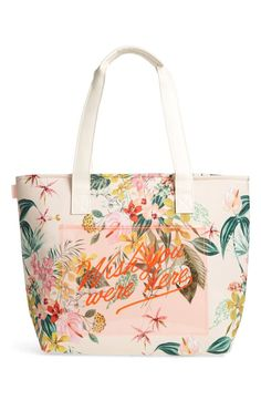 Mothers Day gift guide - Ban.do cooler tote
