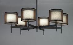 Six Light Chandelier