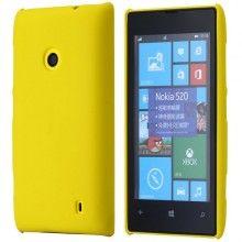 Carcaça Lumia 520 - UltraSlim Amarillo  R$18,25