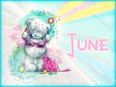 ♡ Goodbye May... Hello June ♡ #GoodbyeMay #HelloJune