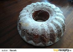 Czech Recipes, Doughnut, Baking Recipes, Candle Holders, Candles, Food, Cooking Recipes, Essen, Porta Velas