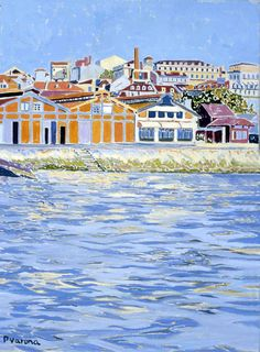 Lisboa 46 x 33 cm