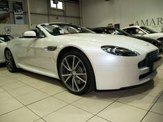 Aston Martin Convertible cars