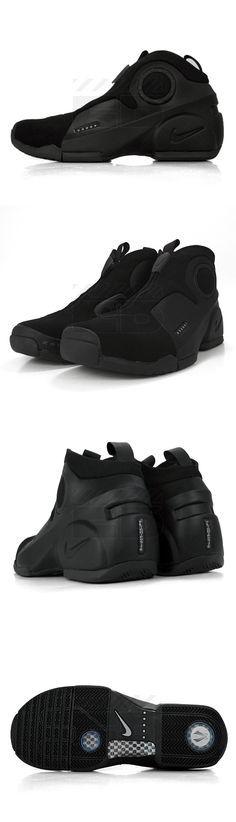 Nike Air Flightposite II LE Black Available