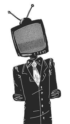 tv head transparent - Google Search