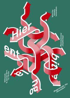 Best Film Posters : Büro für soziale Innovationen @24 days ago typographygreenpostergraph