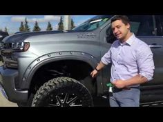 2019 Custom Lifted Chevrolet Silverado High Country 6 2l Crew Cab Youtube Silverado High Country Chevrolet Silverado Chevy High Country