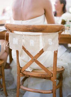 Napa Destination Wedding from KT Merry + Off the Beaten Path Weddings Chic Wedding, Rustic Wedding, Our Wedding, Destination Wedding, Dream Wedding, Wedding Stuff, Wedding Chair Decorations, Wedding Chairs, Decor Wedding