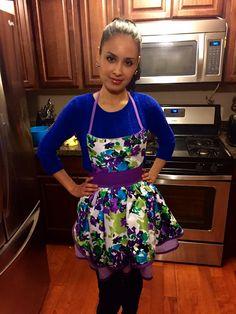 Sew Her Style: DIY Flirty Apron!