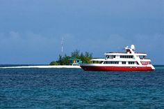 The Theia surf charter is 105-ft of luxury designed to spoil guests on deck and in the water.  #yacht