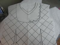 Sewing Irish Dresses blog