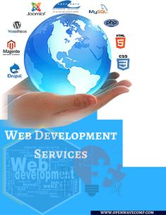 Looking for a professional development service provider in New York? Get in touch with Openwave and hire our at absolutely affordable rates! Web Development Website, Web Application Development, App Development Companies, Drupal, Investing, Net, Ecommerce, Touch, York