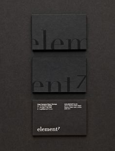 Element7 (Branding / Print)
