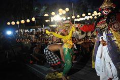 Mystical Kecak Dance, dramatic for your wedding dinner
