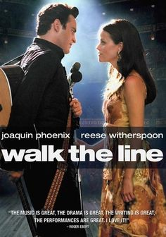 Walk the Line (2005) This critically acclaimed biopic on country singer Johnny Cash (Joaquin Phoenix,