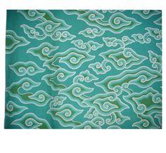 Batik Megamendung Cirebon - Kuluk Gallery - Arts & Antiques of Indonesia