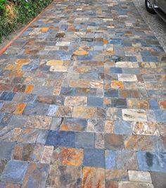 natural stone pavers