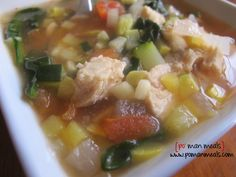 1000+ images about SOUPS & CHILI on Pinterest | Soups, Creamy chicken ...