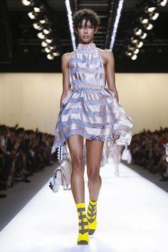 Fendi Ready To Wear Spring Summer 2017 Milan