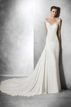 Tortoli by Pronovias wedding dress brides of winchester