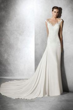 Tortoli by Pronovias wedding dress brides of winchester