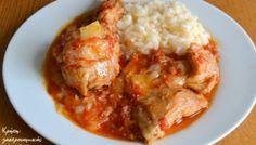 Τυροπιτάκια χωρίς φύλλο στο φούρνο ή στο τηγάνι (VIDEO) - cretangastronomy.gr Baked Potato, Pork, Potatoes, Beef, Chicken, Baking, Ethnic Recipes, Kitchens, Kale Stir Fry
