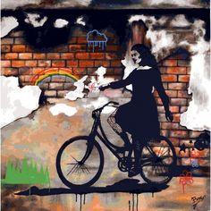 Vidunderlige street-art malerier, som er håndmalet fra Asien. Også stort plakatudvalg fra danske designer. Gør som mange andre,  besøg vores online galleri.