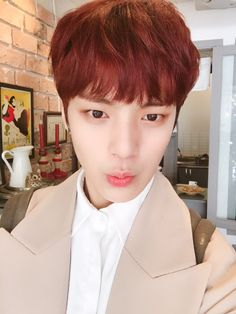 Our silly Minhyuk