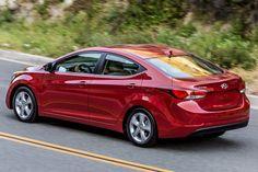 Release 2016 Hyundai Elantra Review Side View Model