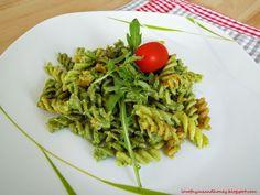 Creamy Arugula Pesto