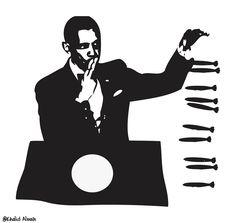 USA:n pisimpään sotinut presidentti