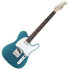Squier by Fender Affinity Series Telecaster, RF Lake Placid Blue at…