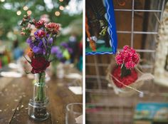 A Mexican Themed Wedding from She Designs   Simply Peachy Wedding Blog. Photography: James Frost / Venue: Montrose Berry Farm / Flowers: The Grounds Florals