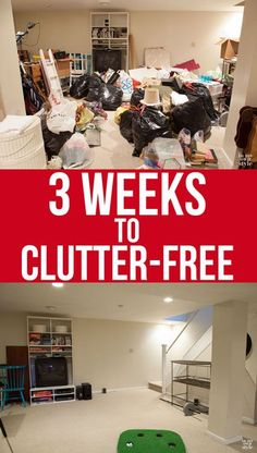 How to Declutter a Basement and. - In My Own Style How to Declutter a Basement and. - In My Own Style How to Declutter a Basement and .