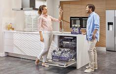 5 motive pentru care masina de spalat vase iti face viata mai usoara
