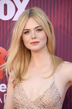 Elle Fanning – 2019 iHeartRadio Music Awards in Los Angeles – March Cara Delevingne, Beautiful Hijab, Most Beautiful Women, Dakota And Elle Fanning, Actrices Hollywood, Cute Beauty, Models, Celebs, Celebrities
