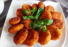 Υπέροχοι, χρυσαφένιοι, αφράτοι και νηστίσιμοι Κολοκυθοκεφτέδες Greek Beauty, Red Velvet, Sweet Potato, Vegan Recipes, Vegan Food, Carrots, Potatoes, Meat, Chicken