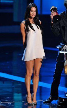 Megan Fox leg inspiration.. Gotta get my legs to look like this