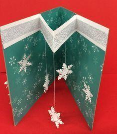 Resultado de imagen de tarjetas de navidad manualidades