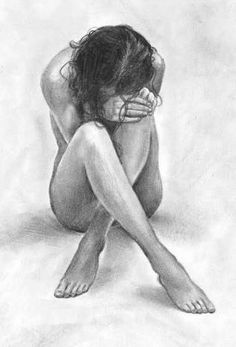 Image result for lonely drawings