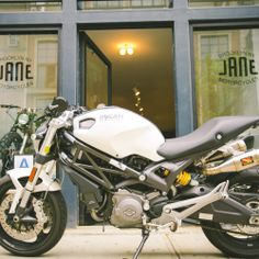 Get To Know JANE Motorcycles: Brooklyn's Hottest Bespoke Bikemakers