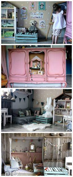 Vivi & Oli's room / Petit and Small